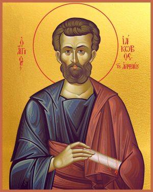 Икона Иаков (Алфеев) апостол