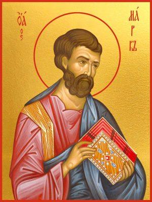 Икона Марк Евангелист апостол