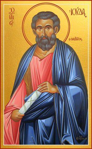 Икона Иуда (Фаддей) апостол