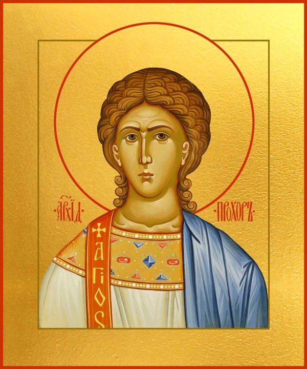 Икона Прохор Архидиакон апостол