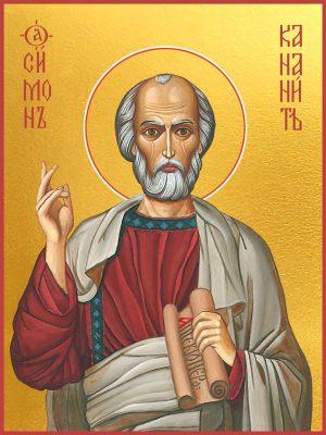 Икона Симон (Зилот), Кананит апостол