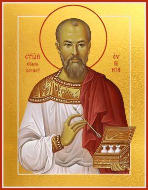 Икона Евгений (Боткин), врач мученик