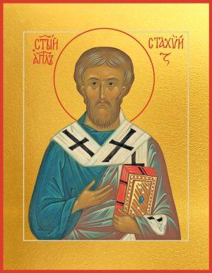 Икона Стахий Византийский апостол