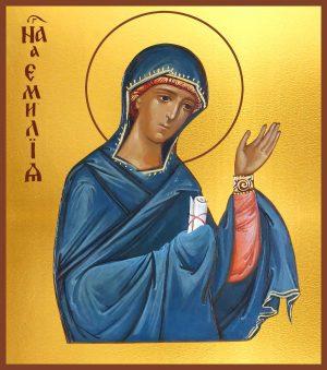 Купить икону Емилии Кесарийскойв православном интернет магазине