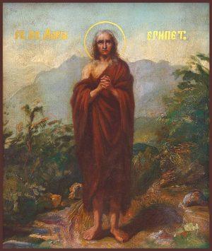 Купить икону Марии Египетской в православном интернет магазине