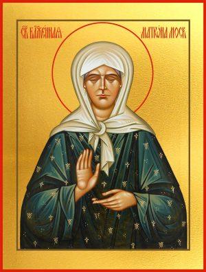 Купить икону Матроны Блаженнойв православном интернет магазине