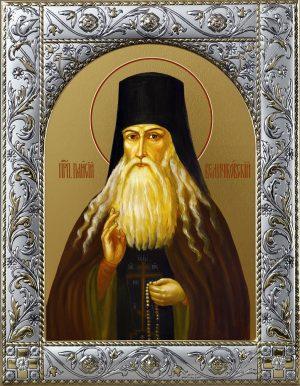 Икона Паисий Величковский преподобный