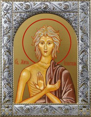 Купить икону святой Марии Египетской