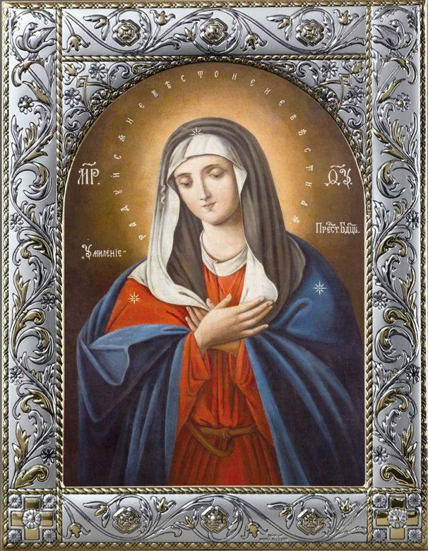 Икона Божией Матери Умиление
