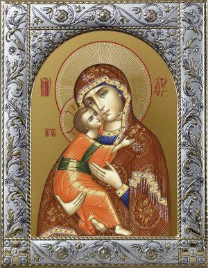 купить икону Владимирская Божья Матерь