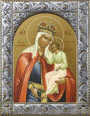 Избавление от бед страждущих икона Божией Матери
