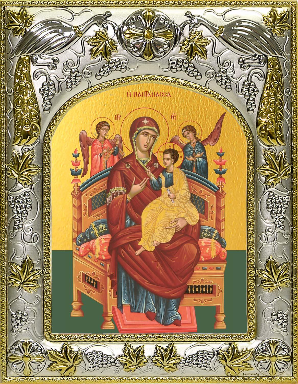 Икона Божьей Матери Всецарица