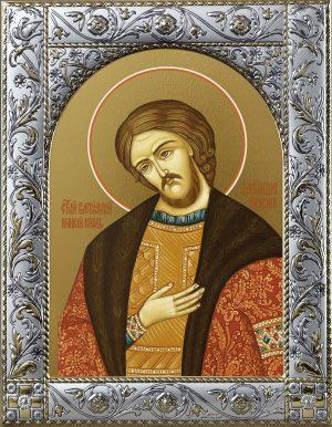 купить икону святого князя Александра Невский