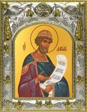 Икона святого царя Давида пророка