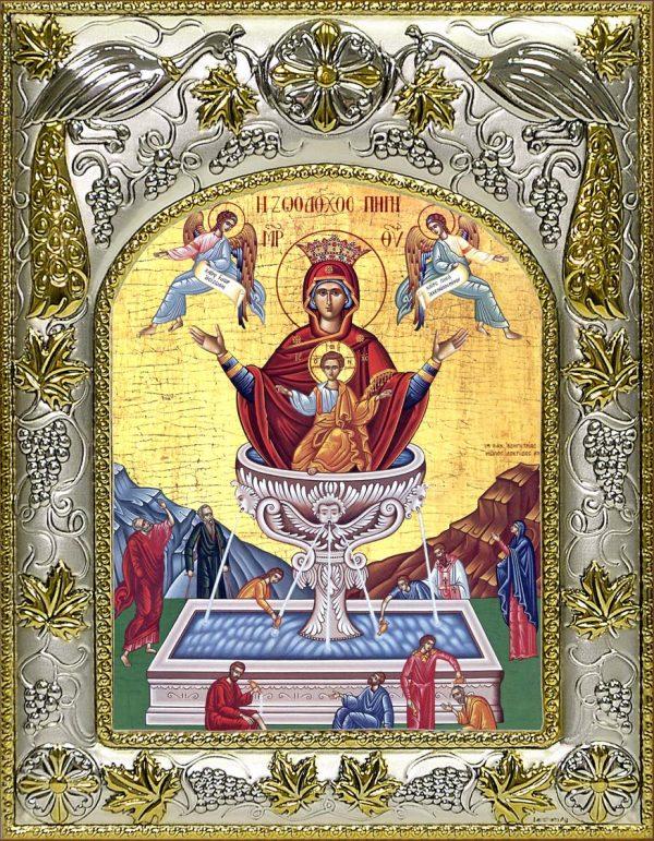Икона Божьей Матери Живоносный источник