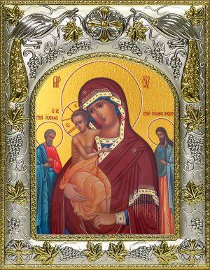 Икона Божьей Матери Трех Радостей