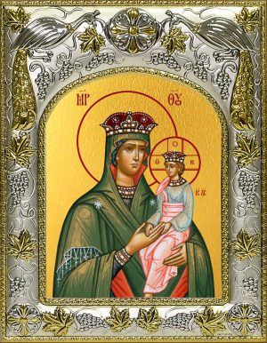 Икона Божьей Матери Споручница грешных