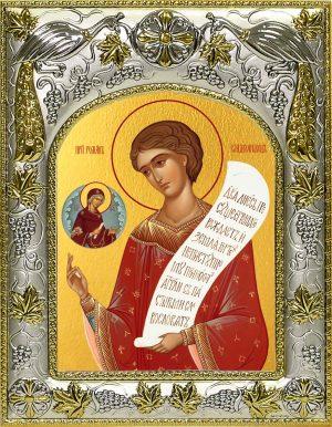 Купить икону святого Романа Сладкопевца
