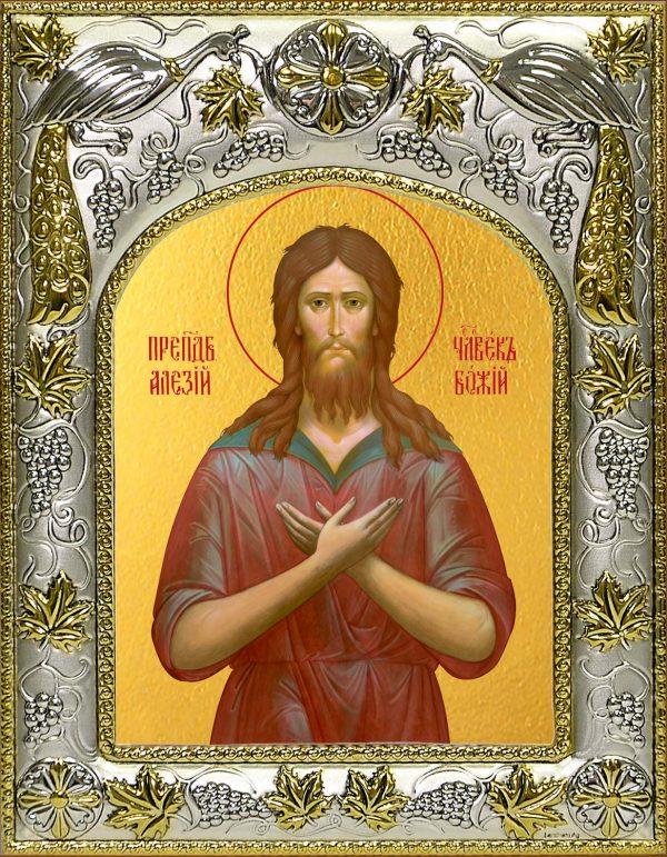 Икона святого Алексея
