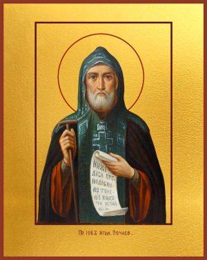 Купить икону Иова Почаевского в православном интернет магазине