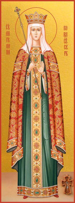купить икону Ангелины Сербской блаженной в православном интернет магазине