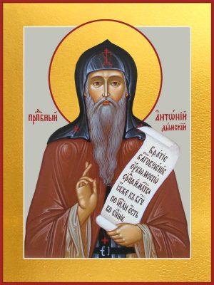 Купить икону Антония Дымского в православном интернет магазине
