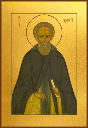 купить икону Михея Радонежского в православном интернет магазине