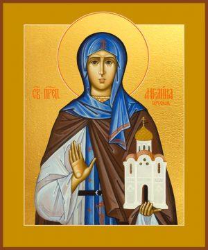 Купить икону Ангелины Сербсков в православном Интернет Магазине