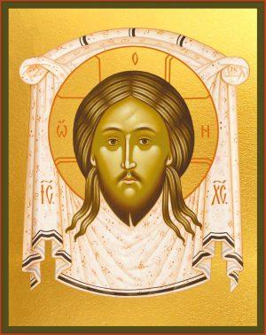купить икону Спас Нерукотворный в православном интернет магазине