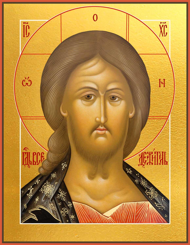 Купить икону Господа Вседержителя Иисуса Христа в православном интернет магазине