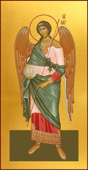 Купить икону Архангела Гавриила в православном интернет магазине