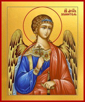 Купить икону Ангела Хранителя в православном интернет магазине