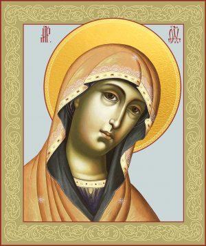 Купить икону Богородицы