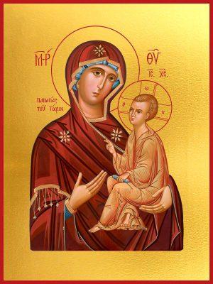 купить икону Тихвинскую Божьей Матери