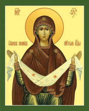 купить Феодоровскую икону Божьей Матери