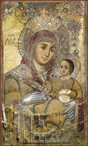 купить Вифлеемскую икону Божьей Матери