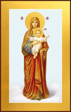 купить икону Благодатное небо Божией Матери