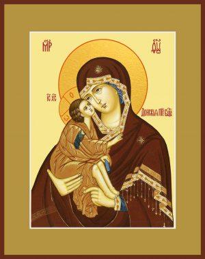 Икона Божьей Матери Донская