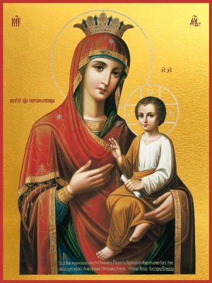 купить икону Божьей Матери Скоропослушница