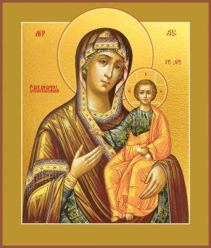 купить Смоленскую икону Божьей Матери
