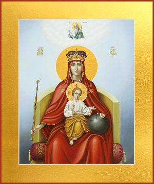 Купить икону Державная Божией Матери
