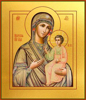 купить икону Божьей Матери Иверская в православном интернет магазине