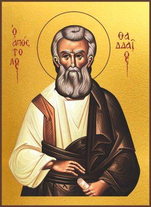 Купить икону апостола Фаддея (Иуды) в православном интернет магазине