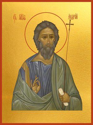 Купить икону апостола Андрея Первозванного в православном интернет магазине
