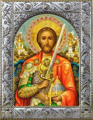 купить икону святого князя Александра Невского