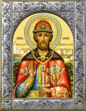 купить икону святого князя Дмитрия Донского