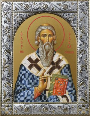 купить икону святого Саввы Сербского