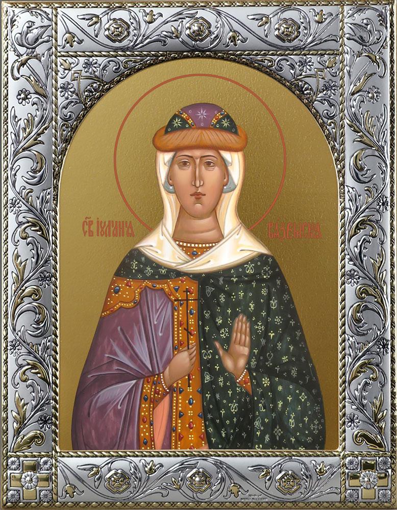 купить икону святой Иулиании (Ульяны)