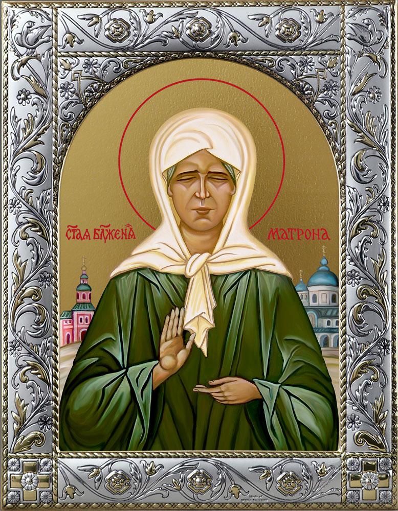 купить икону святой Матроны Московской
