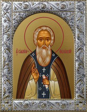 купить икону святого Сильвестра Обнорского